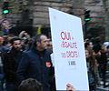 Manifestation pour le mariage pour tous Paris 16 12 2012 12.jpg
