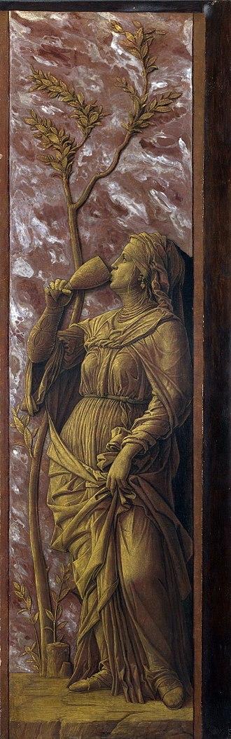 Sophonisba - Image: Mantegna, sofonisba
