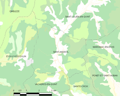 Map commune FR insee code 26291.png