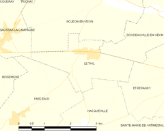 Map commune FR insee code 27632.png