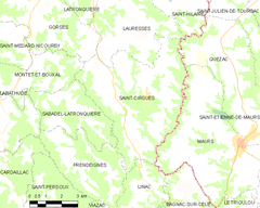 Map commune FR insee code 46255.png