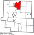 Map of Muskingum County Ohio Highlighting Madison Township.png