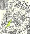 Map of Nanjing, 1929 - Jiangxin Island shaded in green.jpg