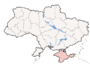 Map of Ukraine political simple Oblast Krim.png