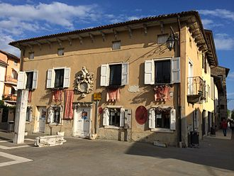 Marano Lagunare - Provveditori Palace
