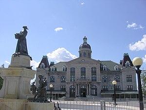 Hochelaga-Maisonneuve - Marché Maisonneuve, in Hochelaga-Maisonneuve