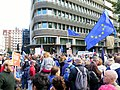 March for Peoples Vote on Brexit, Park Lane (geograph 5955137).jpg