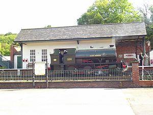 Elsecar - Elsecar Heritage Railway