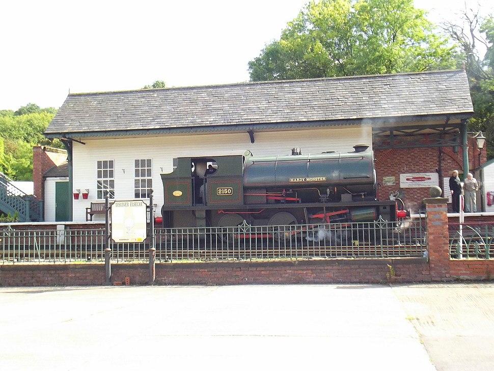 Mardy Monster at Elsecar Heritage Railway (39) (9757058061)