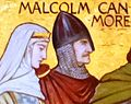 Margaret and Malcolm Canmore (Wm Hole).JPG
