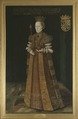 Margareta Leijonhuvud, 1513-1541, drottning av Sverige (Johan Baptista van Uther) - Nationalmuseum - 15104.tif