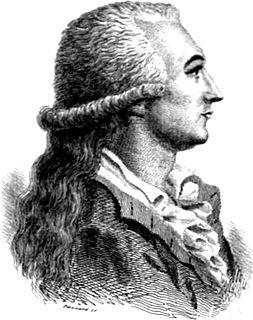 Marie-Joseph Chénier French poet, dramatist and politician