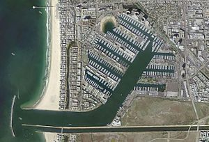 Marina Del Rey Travel Guide At Wikivoyage