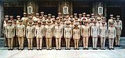 Marine general officers symposium group photo 1967