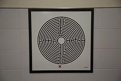 Mark Wallinger Labyrinth 212 - Finchley Central.jpg
