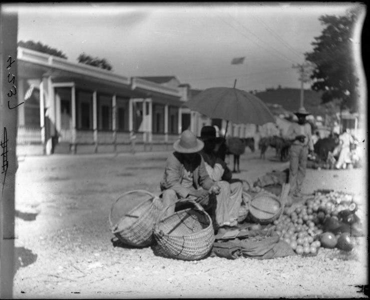 File:Market scene. 1899. (3795474613).jpg