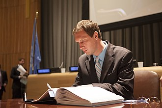 Arms Trade Treaty - Signature of Slovenia