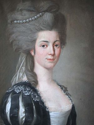 Portuguese nobility - The Marquise of Alorna, a noblewoman in her own right