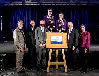 Marr College - The official opening of the new extension and modernisation of Marr College, November 2017