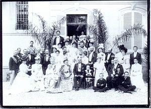Archduke Peter Ferdinand of Austria - Marriage foto