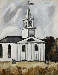 Church at Head Tide #2