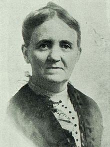 Photo of Martha H. Tingey