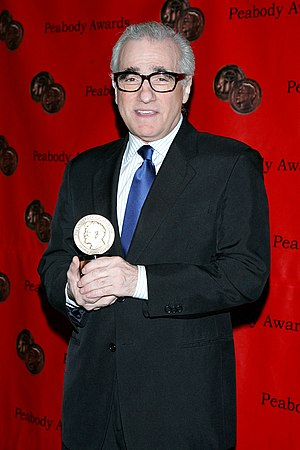 Martin Scorsese - Scorsese at the 65th Annual Peabody Awards