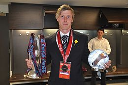 Martyn Woolford play-off final MOTM.JPG