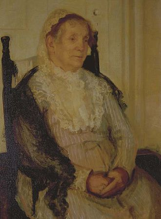 Mary Foote - Mary Foote, Old Lady, 1913 Armory Show