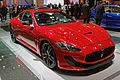 Maserati GranTurismo MC Stradale - Mondial de l'Automobile de Paris 2014 - 001.jpg