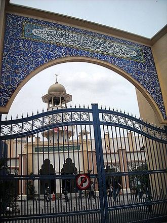 Kampung Baru, Kuala Lumpur - Masjid Jamek Kampung Baru