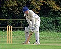 Matching Green CC v. Bishop's Stortford CC at Matching Green, Essex, England 14.jpg