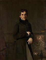 Portrait du comte Louis-Mathieu Molé