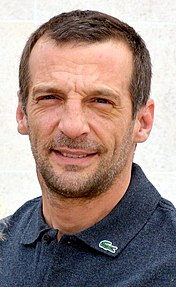Mathieu Kassovitz French actor, film director, film producer and screenwriter