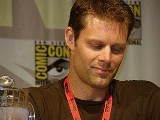Matt Keeslar - Matt Keeslar during The Middleman panel at Comic-Con in July 2009.