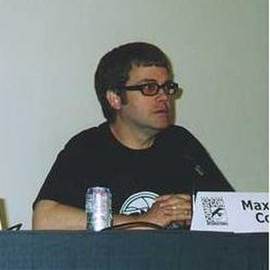 Max Allan Collins - Max Allan Collins in 2002, at Comic-Con International.