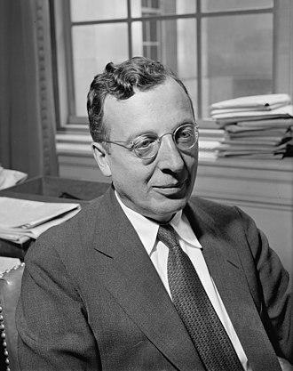 Max Lowenthal - Image: Max Lowenthal, Washington, D.C., July 20 1939