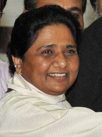Mayawati - Image: Mayawati