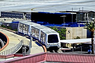 McCarran International Airport Automated People Movers