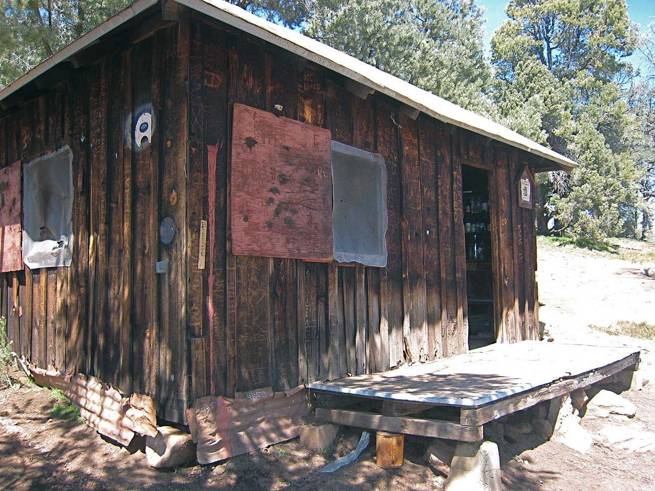 File Mciver 39 S Cabin Kiavah Wilderness Sequoia National