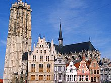 Mechelen - Catedral.JPG