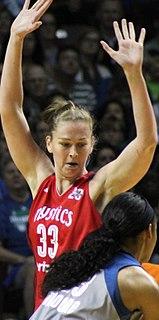 Belgian basketball player
