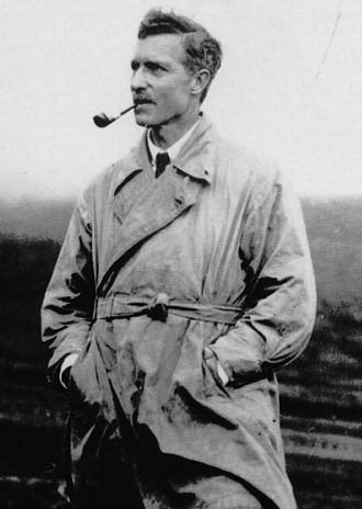 Richard Meinertzhagen - Richard Meinertzhagen in 1922