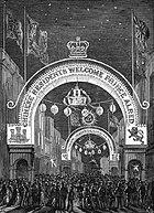 Melbourne Chinatown 1867