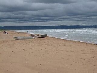 Laholm Bay Beach