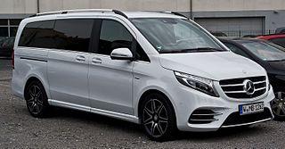 Mercedes-Benz Vito Light commercial van