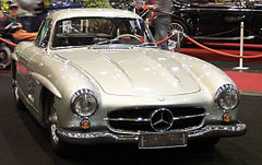 Mercedes-Benz 300 SL Gullwing/W198