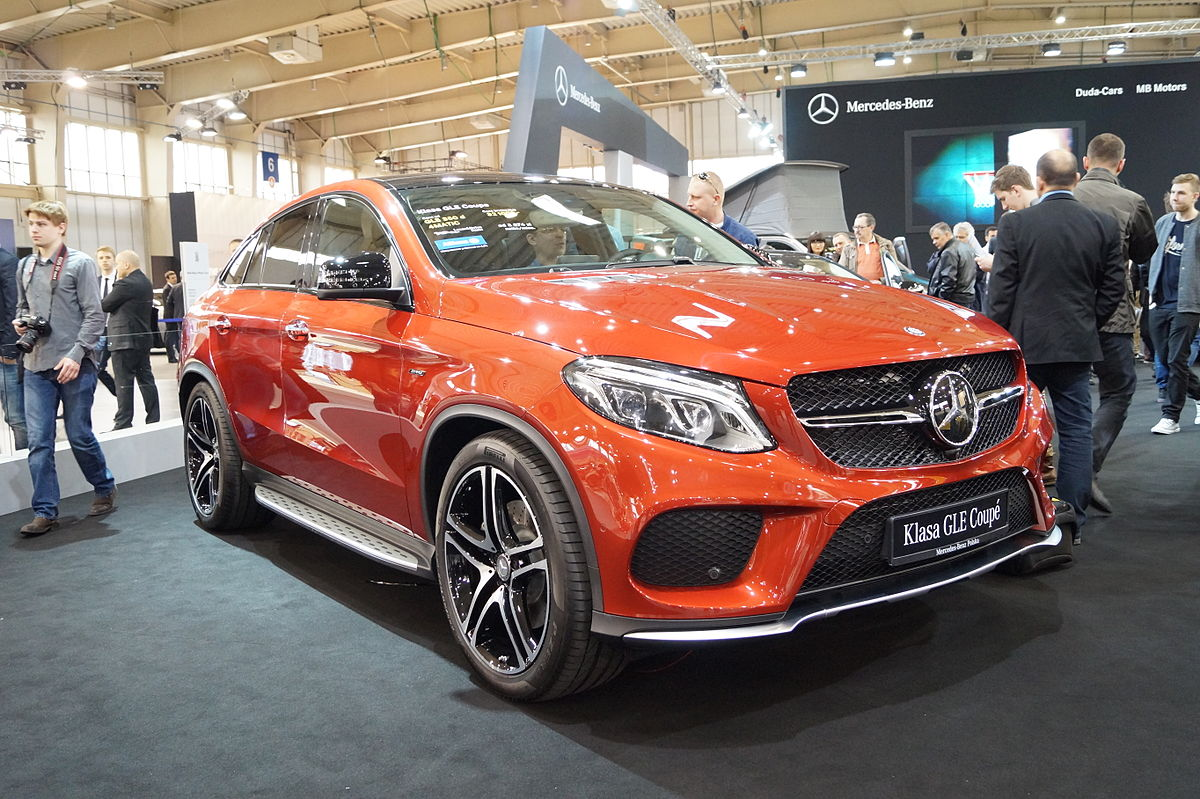 Mercedes Gle Coupe For Sale Provo