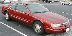Mercury Cougar (1996–1997)