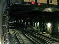Metro de Paris - Ligne 3 - Opera - Raccordement ligne 7.jpg
